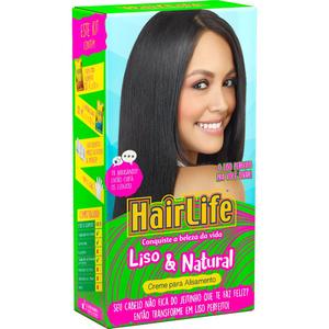 Embelleze Alisante Capilar Liso e Natural Hairlife 160g