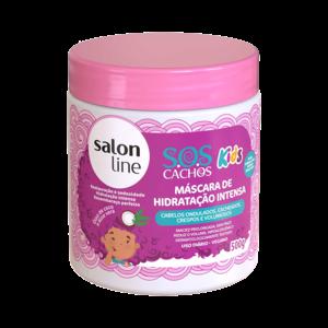 Salon Line Mascara SoS Kids Salon Line 500g
