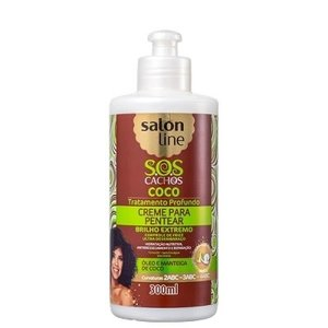 Salon Line Creme Pentear SoS Coco Salon Line 300ml