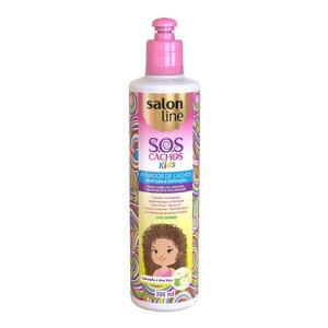Salon Line Ativador Cachos SoS Cachos Kids Salon Line 300ml