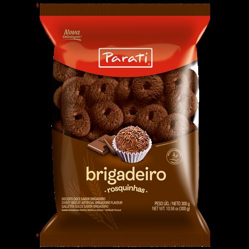 Parati Rosquinha Brigadeiro Parati 335g