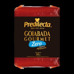 Predilecta Goiabada Flowpack Zero Adição de Açúcar Predilecta 300g