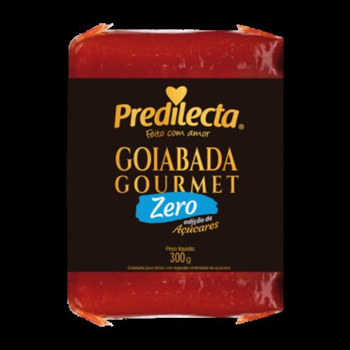 Predilecta Goiabada Flowpack Zero Predilecta 300g