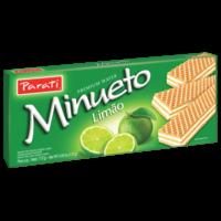 Wafer Limão Minueto 115g