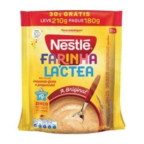 Nestle Farinha Lactea Sache Nestlé 210g
