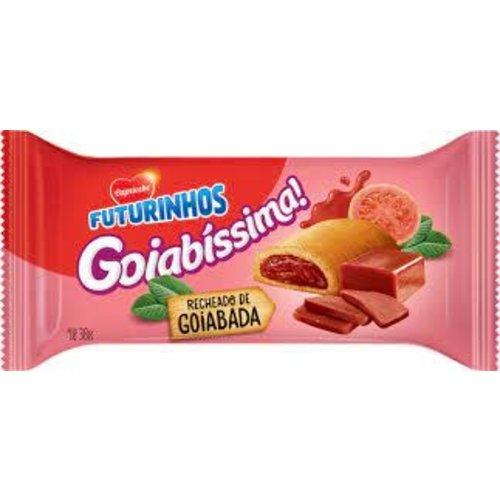 Caprissche Biscoito Goiabissima Capricche 38g
