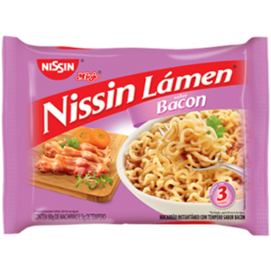 Nissin Nissin Miojo Lámen Bacon 85g