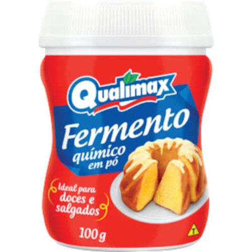 Qualimax Fermento em pó qualimax 100g