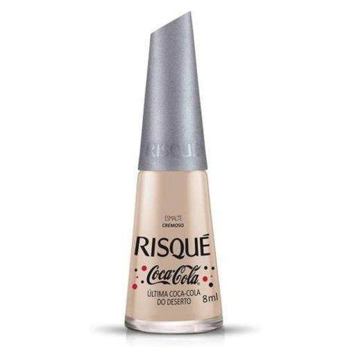 Risque Esmalte Risque Ultimo Coca Cola Deserto 8ml