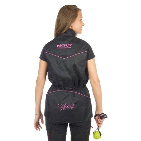 K9-evolution Vest MCRS dames pink