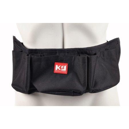 K9-evolution Super makkelijke Riem/gordel met diverse vakken voor beloningssnoepjes of speeltjes