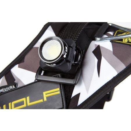 K9-evolution K9-LED Veiligheids Lampje voor harnas