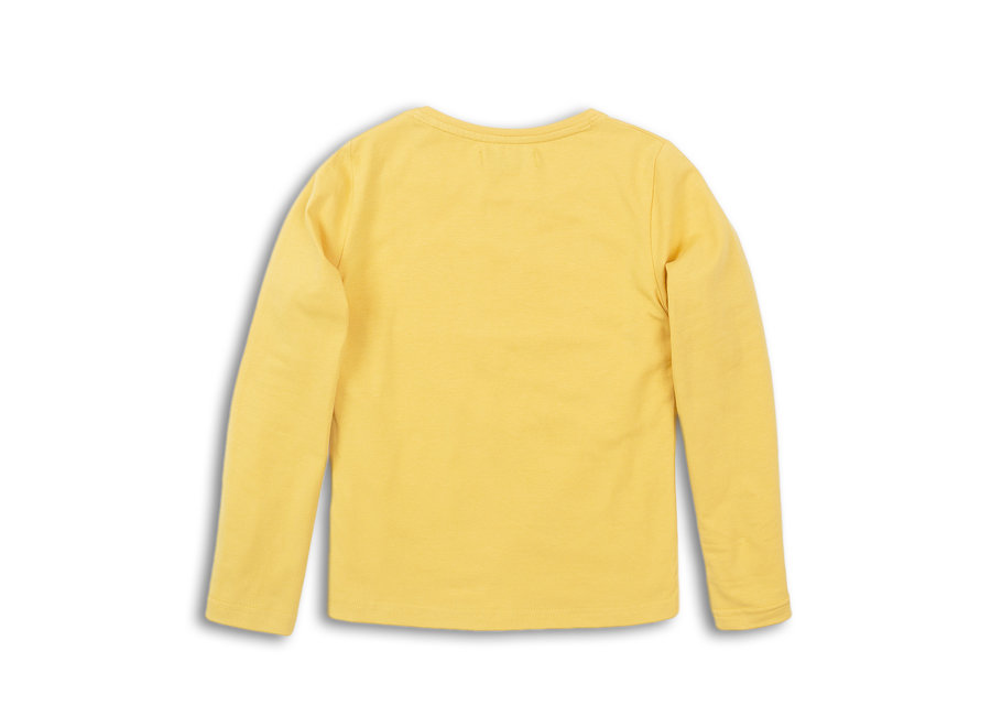 Shirt Yellow '' glitter ''