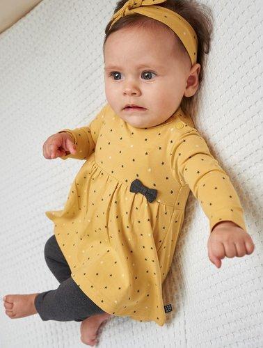 Feetje-baby Jurk - Stars