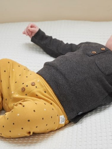 Feetje-baby Broek AOP - Stars