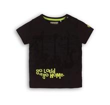 T-shirt Go Loud Dark Grey