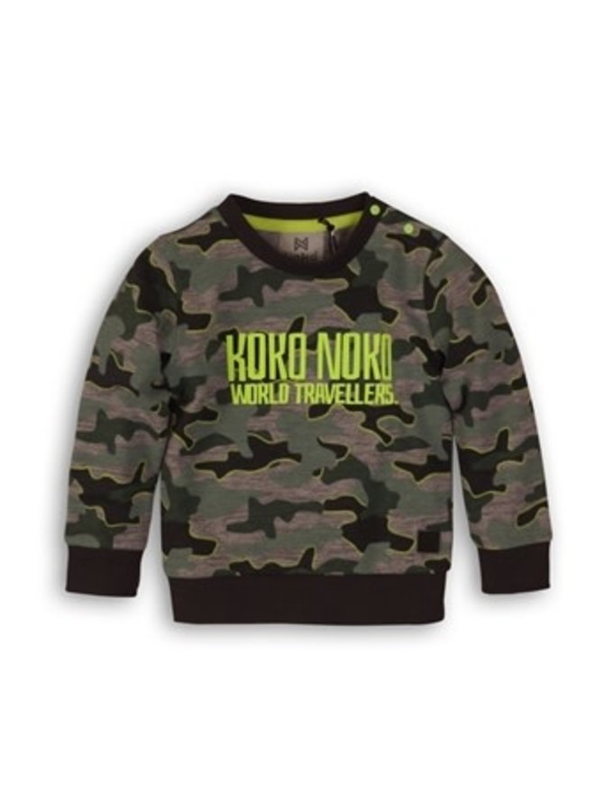 Sweater World Army