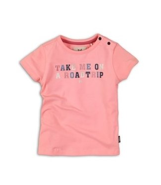 Koko Noko T-shirt Pink Roadtrip
