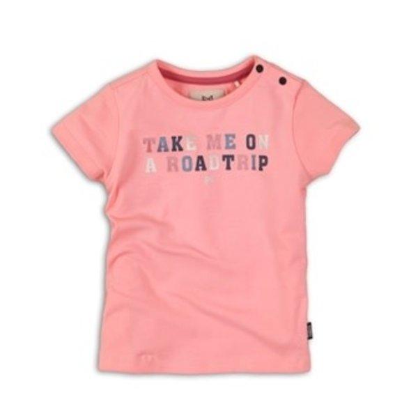 T-shirt Pink Roadtrip