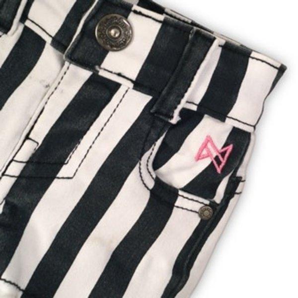 Korte broek Stripe