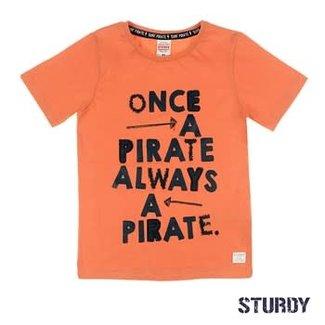 Sturdy T-shirt Once A Pirate – Treasure Hunter