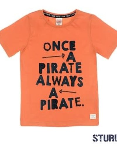 Sturdy T-shirt Once A Pirate – Treasure Hunter