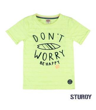 Sturdy T-shirt Don't Worry – Wild Wanderer