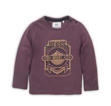 T-Shirt Everest Bordeaux