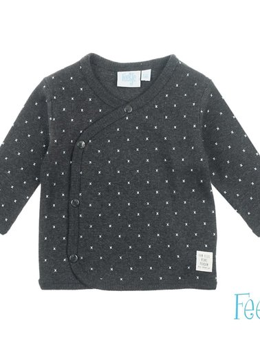 Feetje-baby Omslagshirt - Mini Person