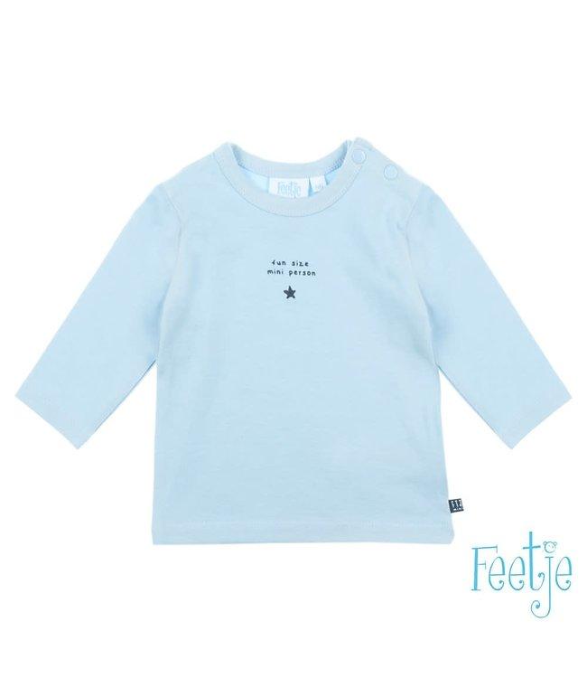 Feetje-baby Longsleeve Fun Little - Mini Person