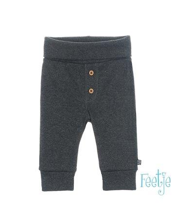 Feetje-baby Broek Antraciet - Mini Person