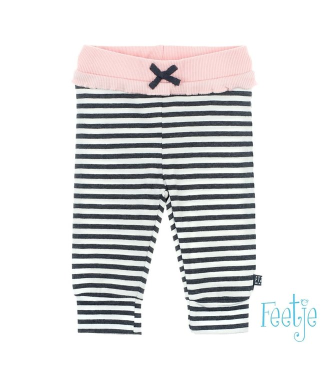 Feetje-baby Broek Streep - Dots