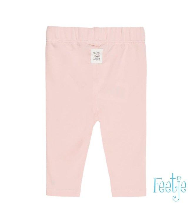 Feetje-baby Legging Roze - Dots