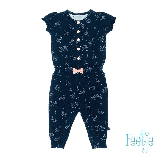 Jumpsuit Marine - Sailor Girl