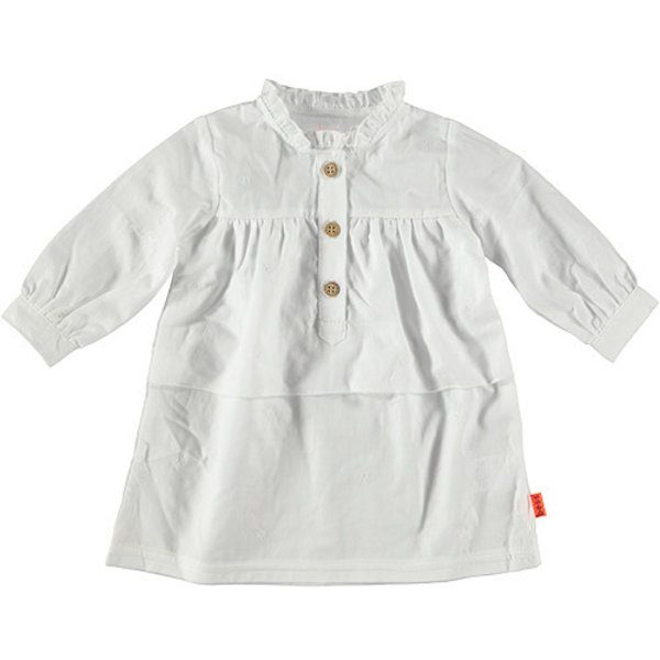 Dress Embroidery White