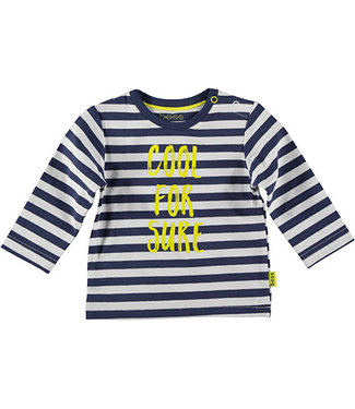 B.e.s.s Shirt l.sl. Striped Cool