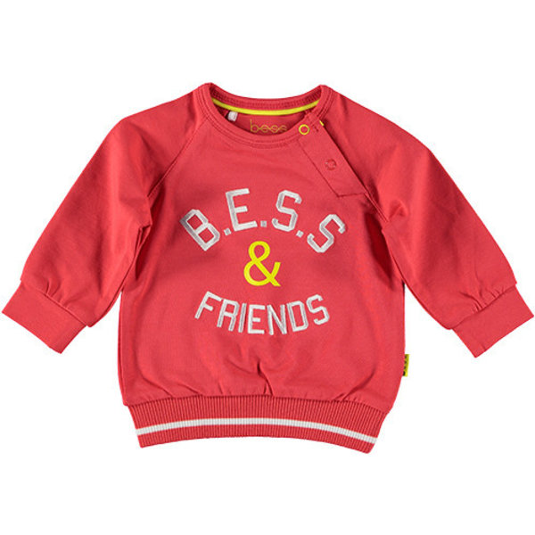 Sweater BESS & Friends Red