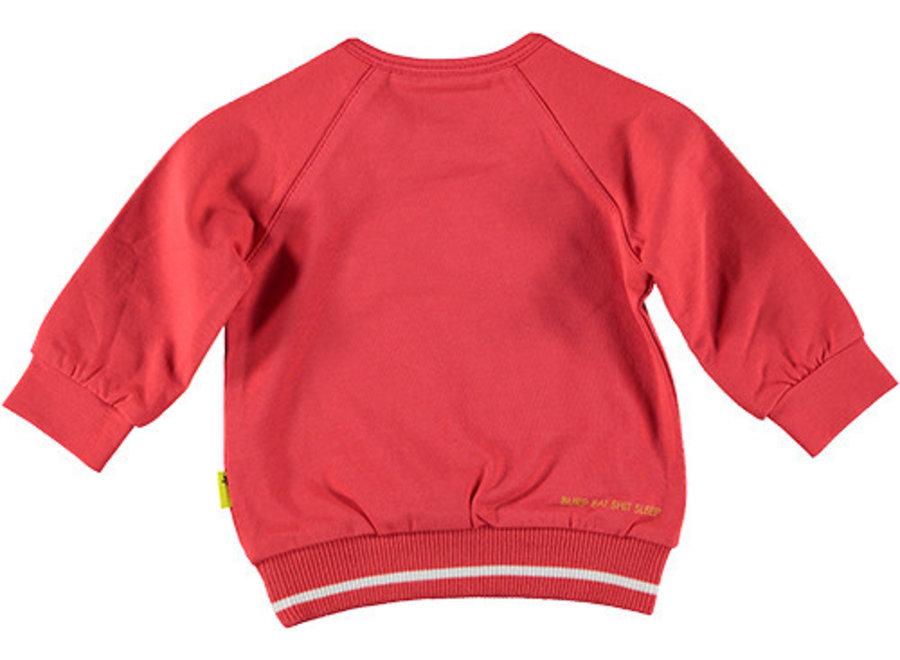 Sweater BESS & Friends Red