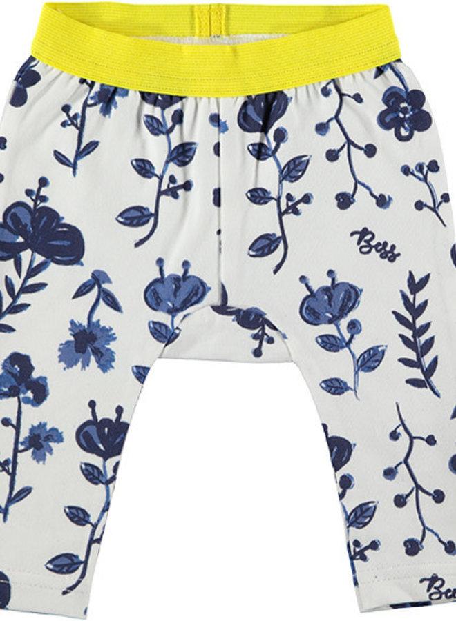 Legging AOP Blue Flower