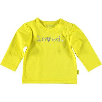 B.e.s.s Shirt l.sl. Loved Yellow