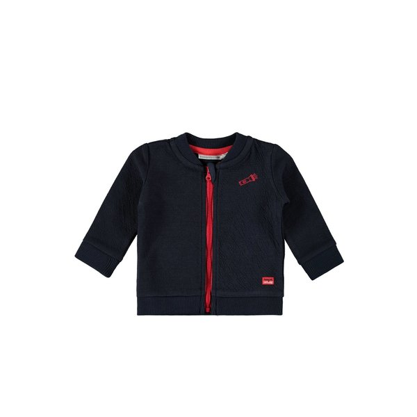 Baby Boys Gebreid Vest Navy