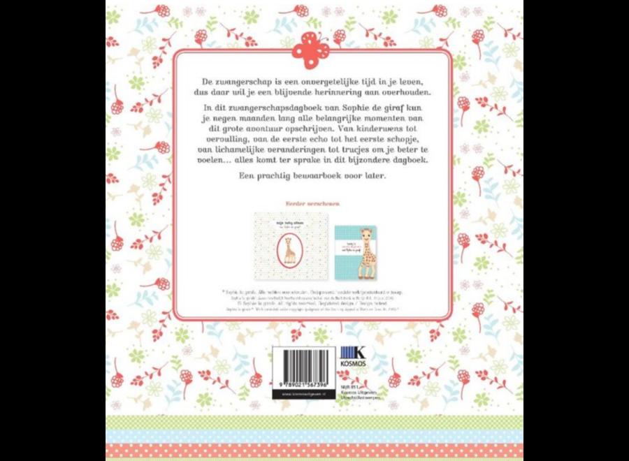 Sophie de giraf - Mijn zwangerschapsdagboek