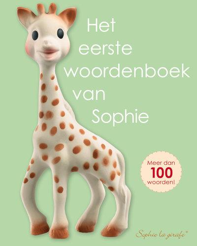 Sophie de Giraf Sophie de giraf - het eerste woordenboek van Sophie
