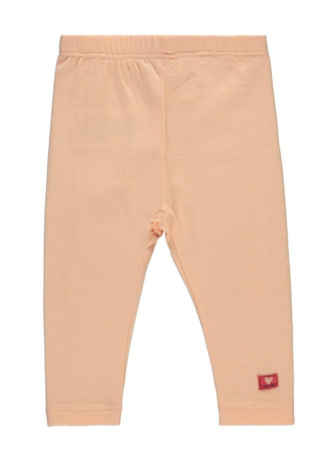 Baby Girls Legging Navy/Pink