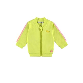 Bampidano Baby Girls Vest Yellow