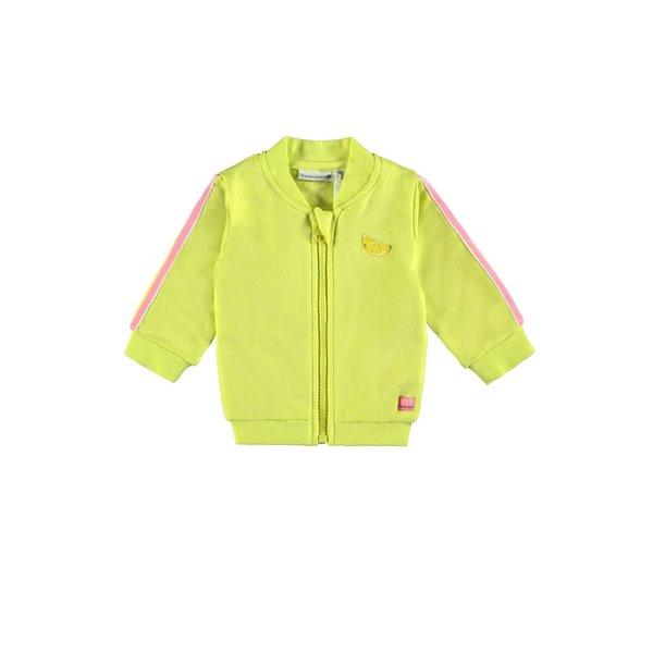 Baby Girls Vest Yellow
