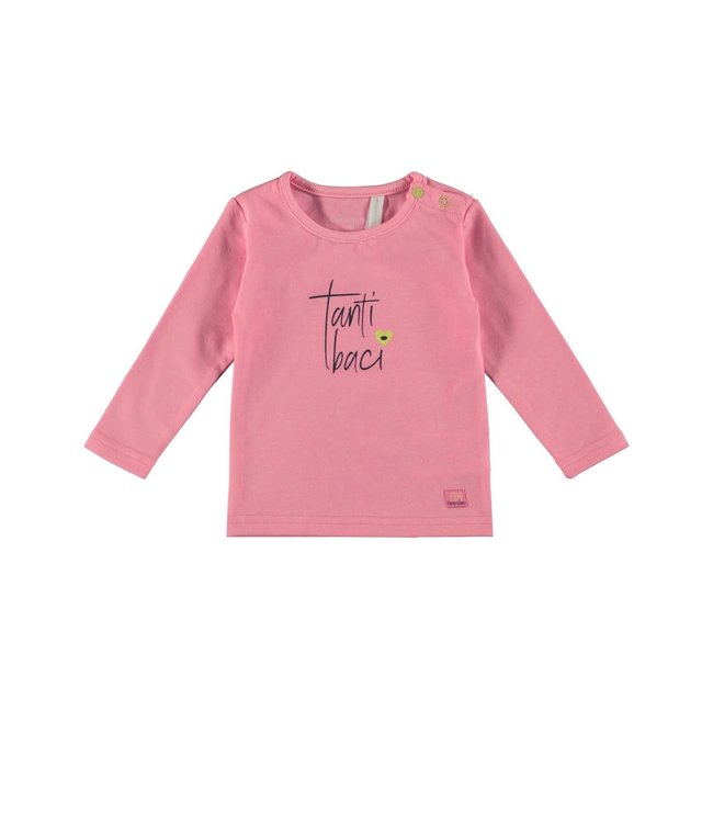 Bampidano Baby Girls T-shirt Tanti Pink