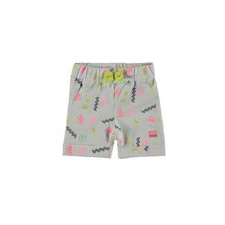 Bampidano Baby Girls Short Allover Print
