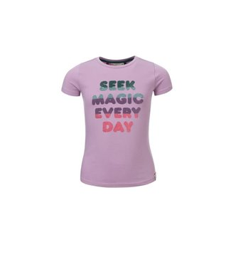 Looxs Shirt paars '' day ''