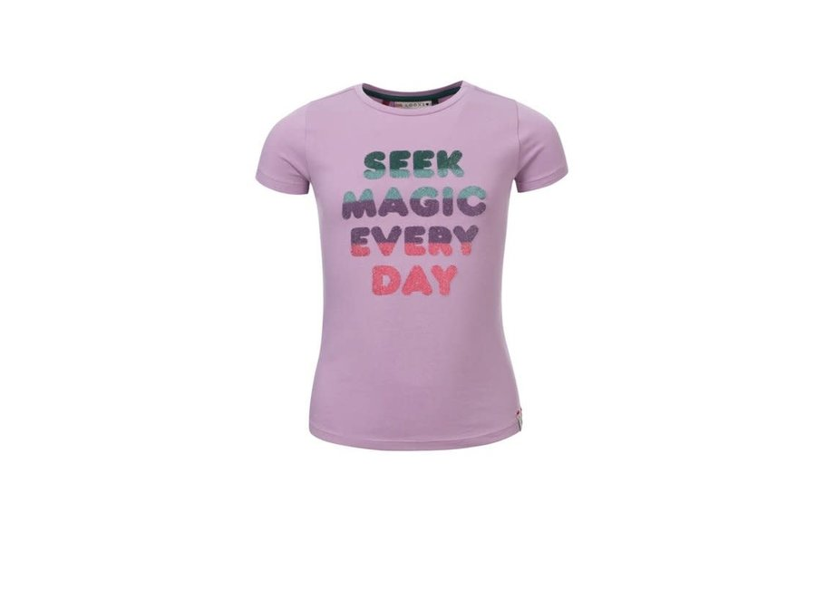 Shirt paars '' day ''